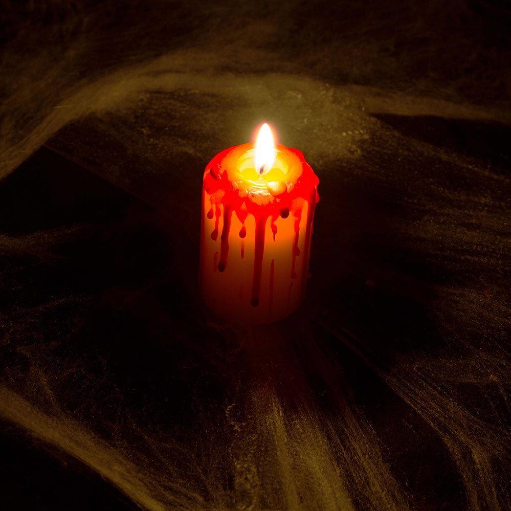 Blutende Kerze