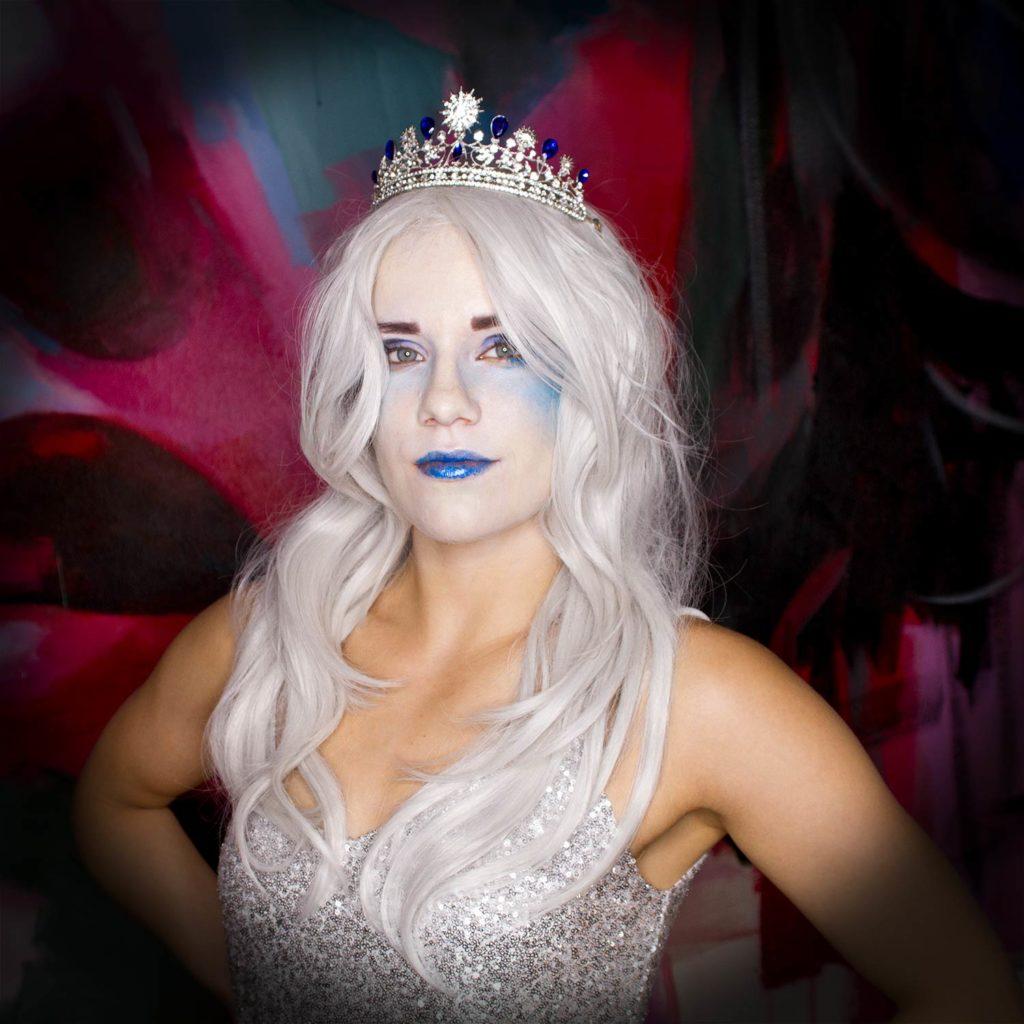 Die Eiskoenigin Make-Up